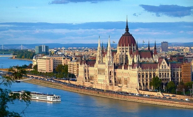 Join Michael Gill on a cruise of the Danube